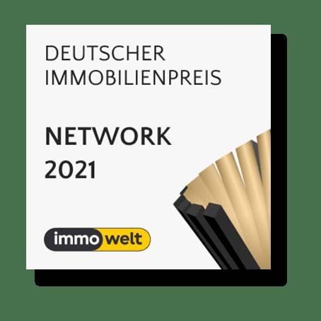 Deutscher Immobilienpreis by Immowelt
